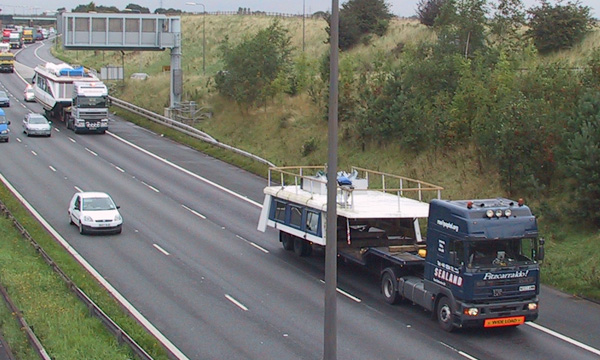 Swallow on M6
